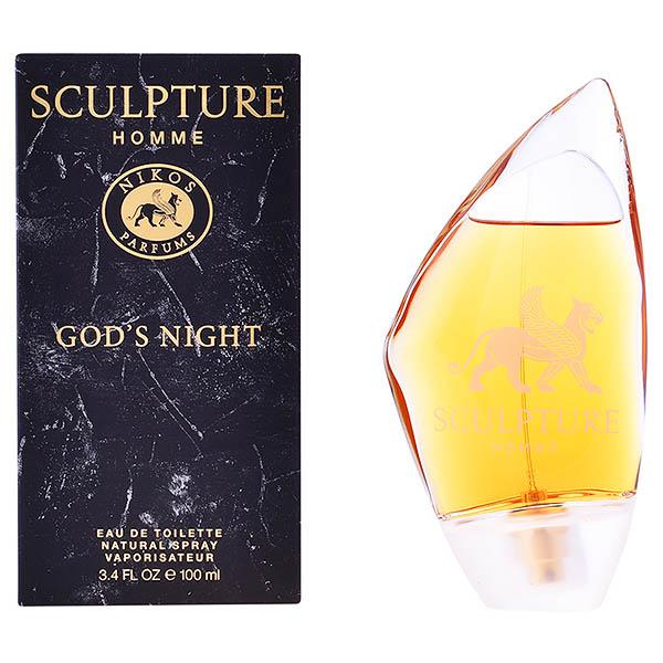 Perfume Hombre Sculpture Homme God's Night Nikos EDT