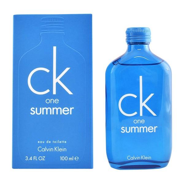 Profumo Unisex Ck One Summer Calvin Klein EDT (100 ml)