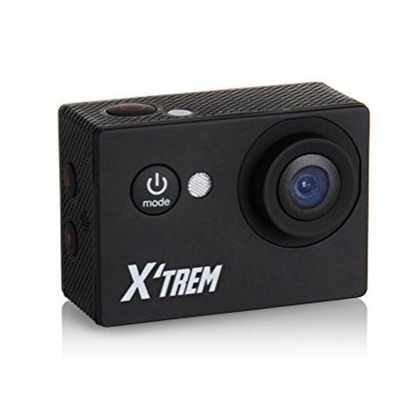 Cámara Deportiva Storex CSD-124 Storex Xtreme 720 HD Negro (OpenBox)