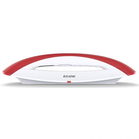 Telefono Senza Fili Alcatel Smile Rosso Bianco