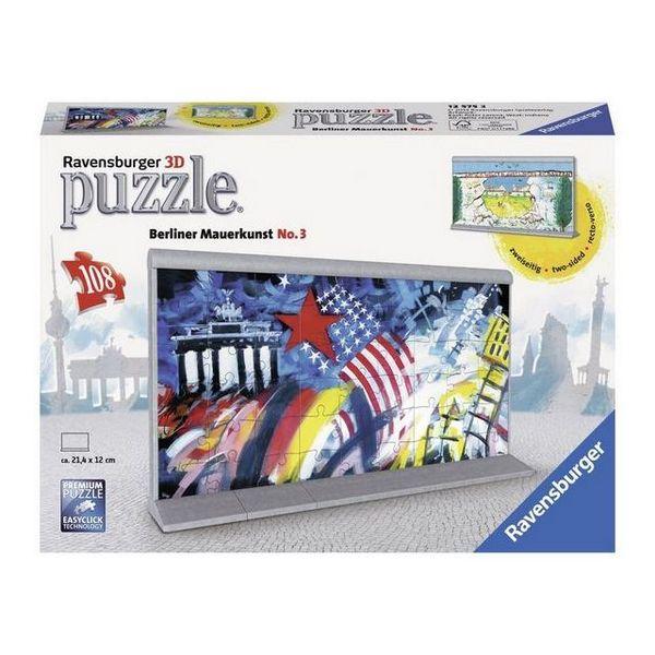 Puzle 3D Ravensburger 12575 R2D2 Berlín (OpenBox)