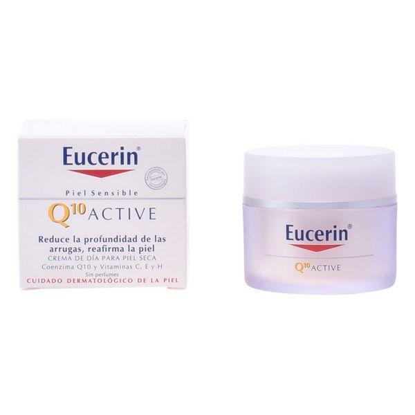 Crema Antiarrugas de Día Q10 Active Eucerin