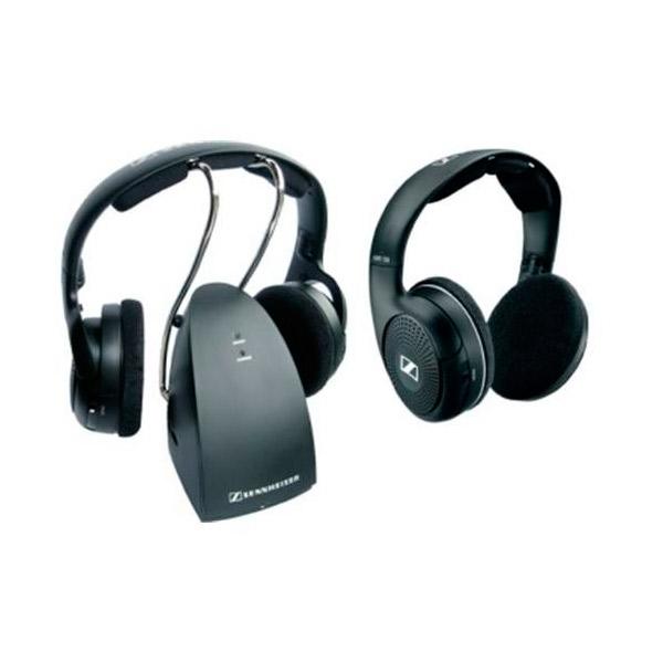 Auriculares Inalámbricos Sennheiser RS 119 DUO (2 pcs) Negro