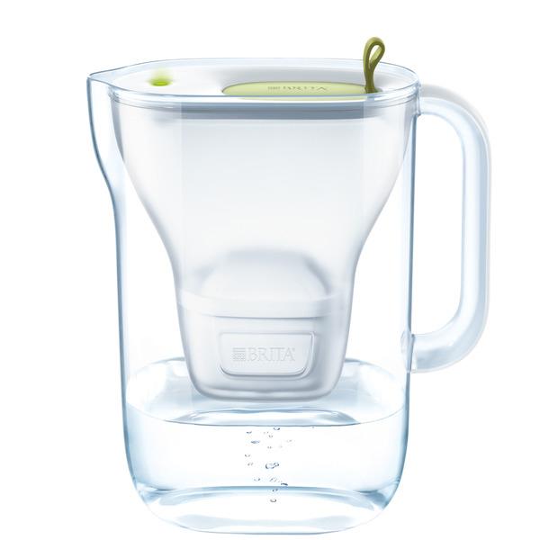 Brocca filtrante Brita STYLE 2,4 L Lime