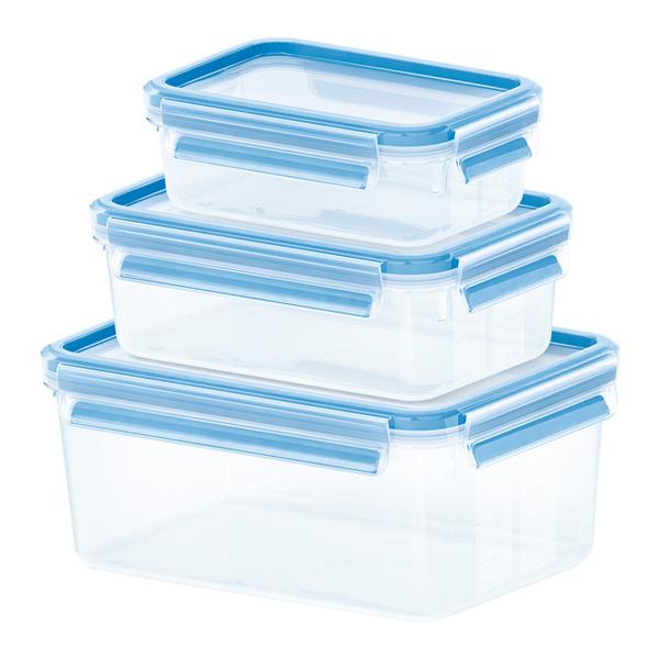 Set di scatole porta pranzo Emsa 508566 (3 pcs)