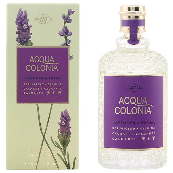 Perfume Mujer Acqua 4711 EDC Lavender & Thyme