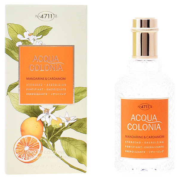 Perfume Unisex Acqua 4711 EDC Mandarina & Cardamomo