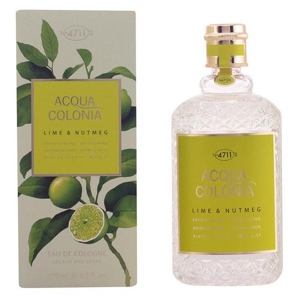 Perfume Unisex Acqua 4711 EDC Lime & Nutmeg
