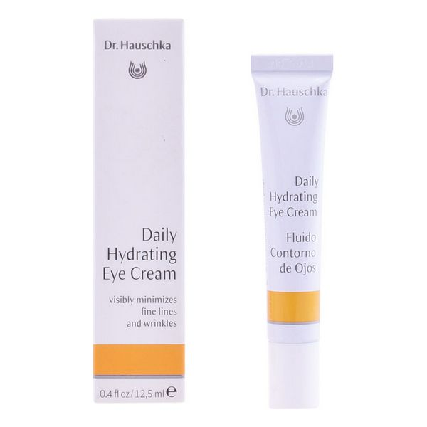 Tratamiento para el Contorno de Ojos Daily Hydrating Dr. Hauschka