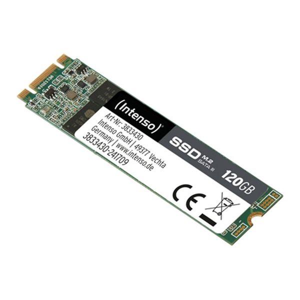"Trdi Disk INTENSO 3833430 120 GB SSD 2.5"" SATA III"