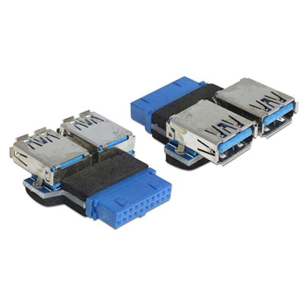 Adattatore USB con Porta Parallela DELOCK 65324