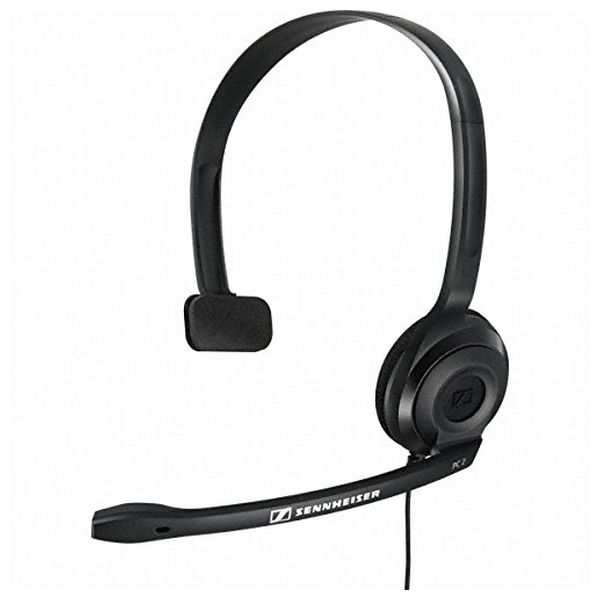 Auricular con Micrófono Sennheiser PC 2 CHAT Diadema
