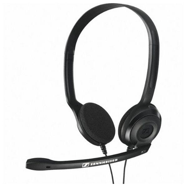 Auriculares con Micrófono Sennheiser PC 3 CHAT Diadema