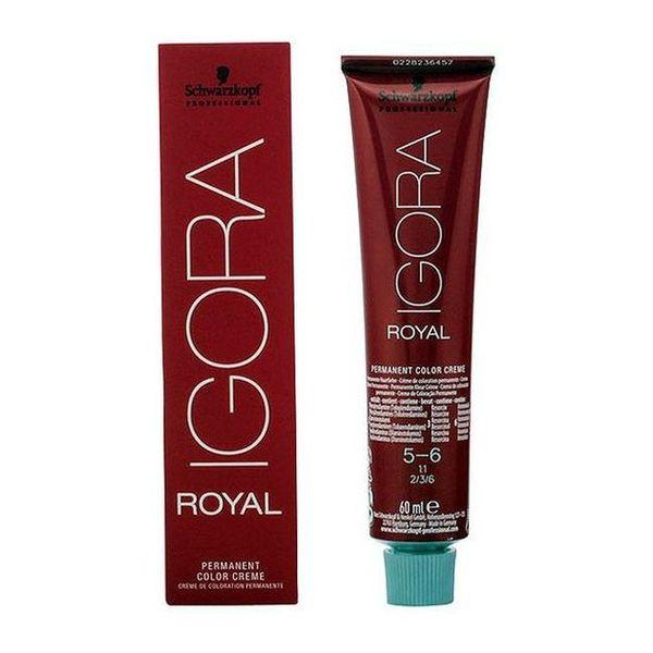 Obstojna barva Igora Royal Schwarzkopf Nº 5-6