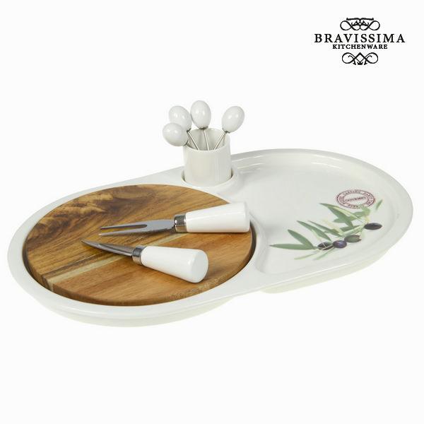 Set de aperitivos loungue - Colección Kitchen's Deco by Bravissima Kitchen
