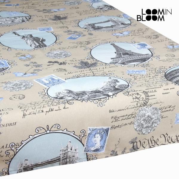 Namizni prt z odtisnjenimi mesti by Loomin Bloom