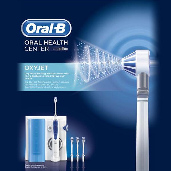 Irrigador Dental Oral-B MD-20 Oxyjet 0,6 L (1)