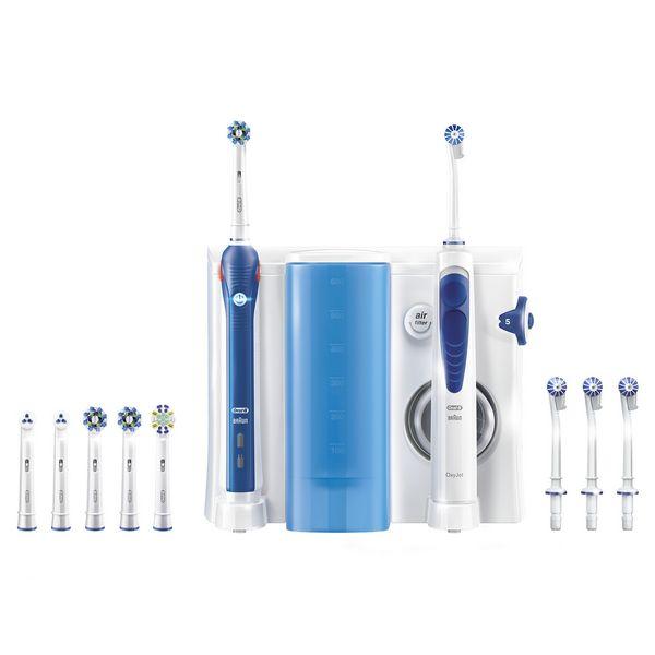 Cepillo de Dientes Eléctrico Oral-B 3000 Pro Azul