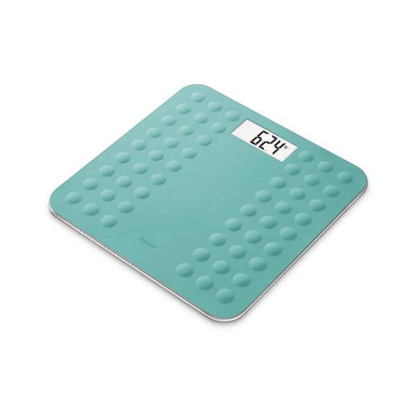 Digitalne kopalniške tehtnice Beurer GS300 180 Kg Turkizno