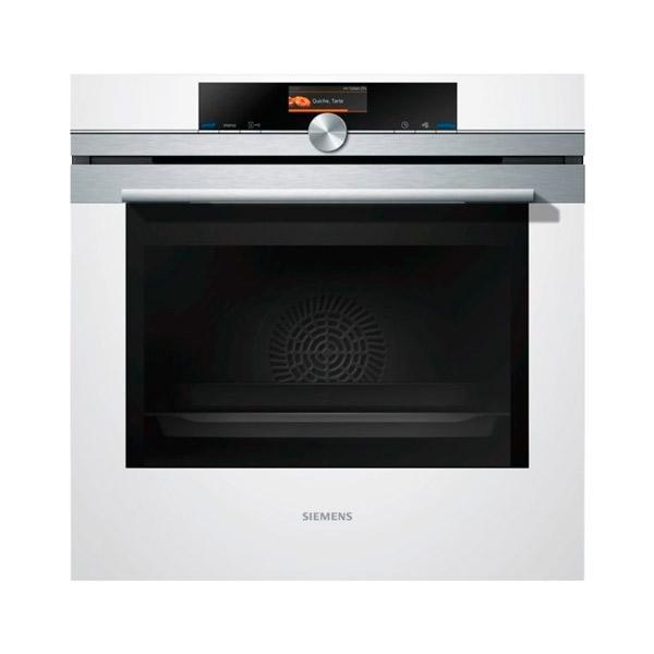 Forno Pirolitico Siemens AG HB676G0W1 A+ 71 L 3600W Bianco