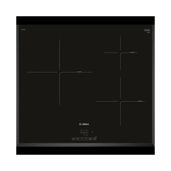 Piano Cottura ad Induzione BOSCH PIJ651BB2E 60 cm (3 fuochi)