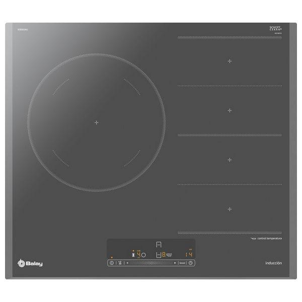 Piani Cottura a Induzione Flex Balay 3EB969AU 60 cm Antracite (5 fuochi)