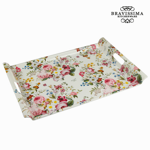 Vassoio Melammina (52 x 37 cm) - Kitchen's Deco Collezione by Bravissima Kitchen