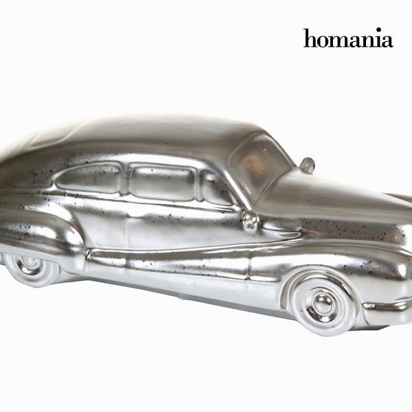 Figura srebrni avto by Homania
