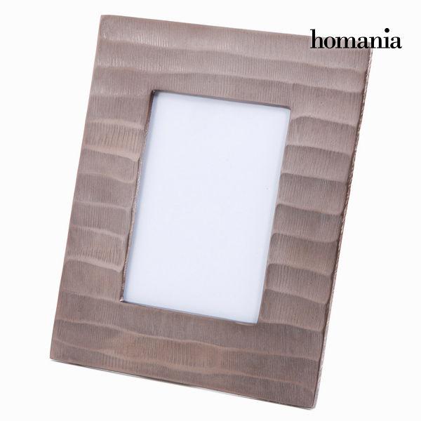 Cornice Portafoto Alluminio (26 x 21 x 2 cm) - New York Collezione by Homania