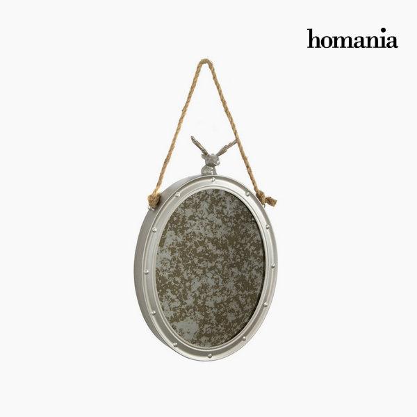 Kovinsko ogledalo s vrvjo by Homania