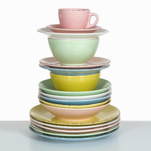 Cuenco de 6 loza rosa - Colección Kitchen's Deco by Bravissima Kitchen (2)