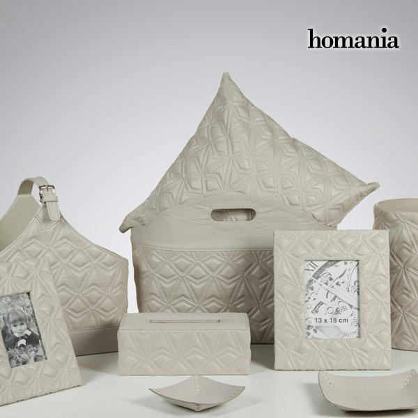 Revistero con grabado gris by Homania (1)