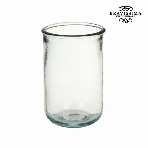 Bicchiere in Vetro Riciclato Neted Înalt - Pure Crystal Kitchen Collezione by Bravissima Kitchen