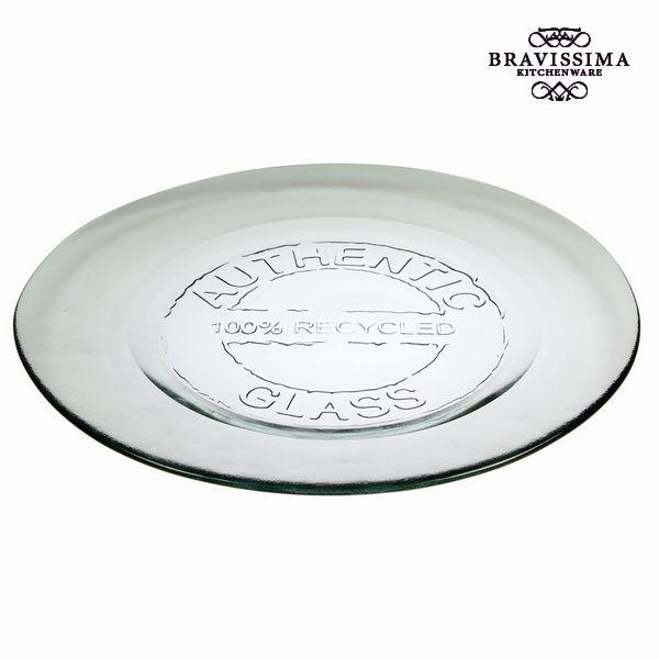 Sotto Piatto Trasparente - Pure Crystal Kitchen Collezione by Bravissima Kitchen