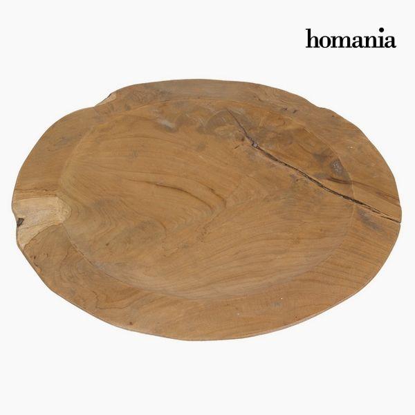 Centrotavola Trunchi Rotund - Autumn Collezione by Homania