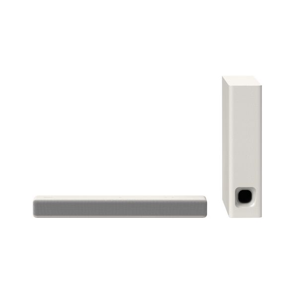 Barra de Sonido Inalámbrica Sony 221344 100W Bluetooth USB Blanco