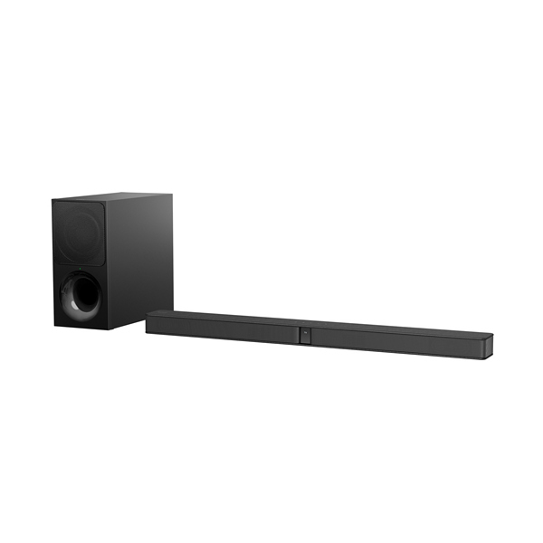 Barra de Sonido Sony HTCT290 Bluetooth HDMI USB Dolby Digital 300W Negro