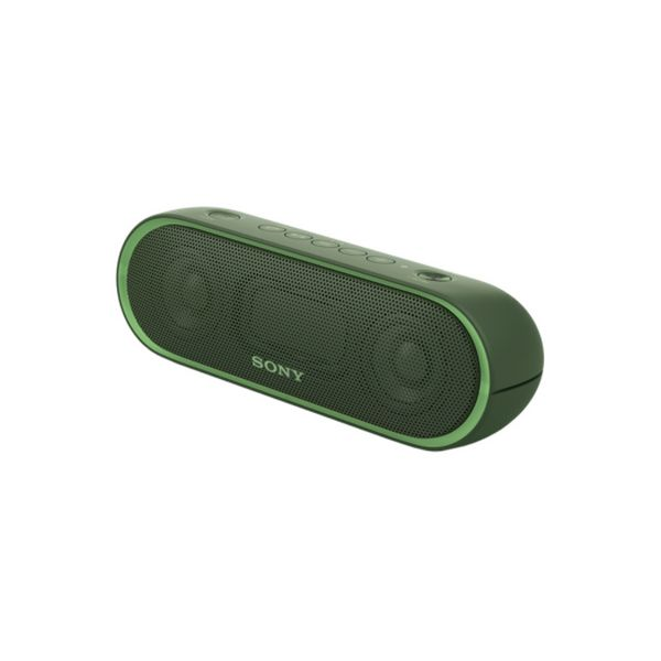 Altavoz Bluetooth Portátil Sony 222698 EXTRA BASS Waterproof Verde