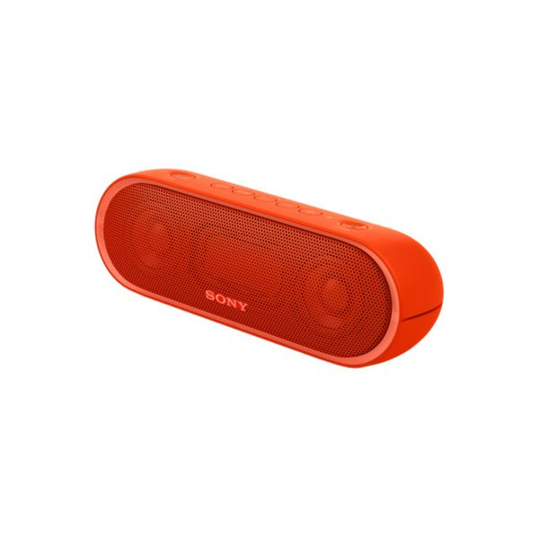 Altavoz Bluetooth Portátil Sony 222701 EXTRA BASS Waterproof Rojo