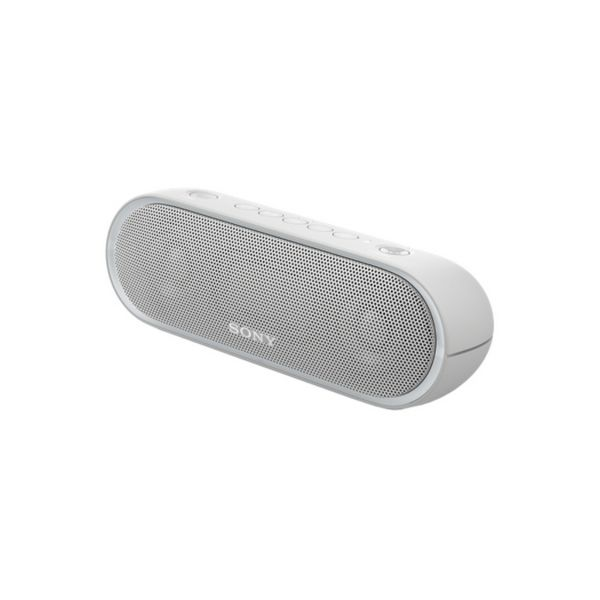 Altavoz Bluetooth Portátil Sony 222702 EXTRA BASS Waterproof Blanco
