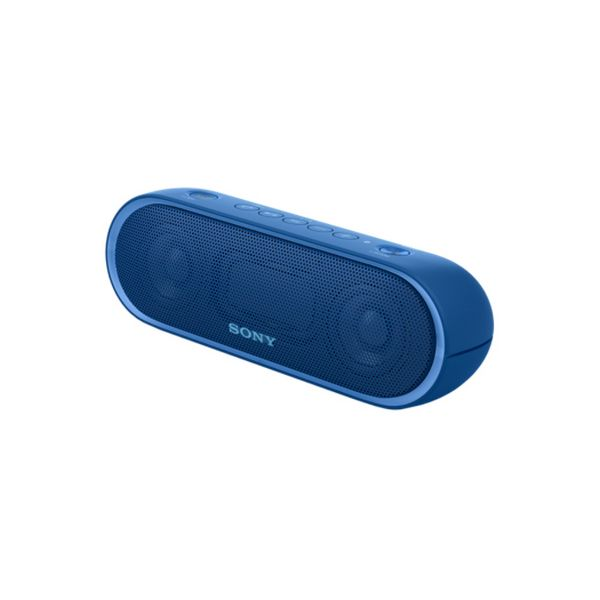 Altavoz Bluetooth Portátil Sony 222700 EXTRA BASS Waterproof Azul
