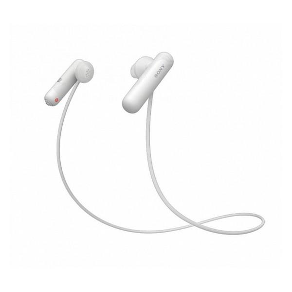 Bluetooth Hörlurar Sony WISP-500 USB Vit