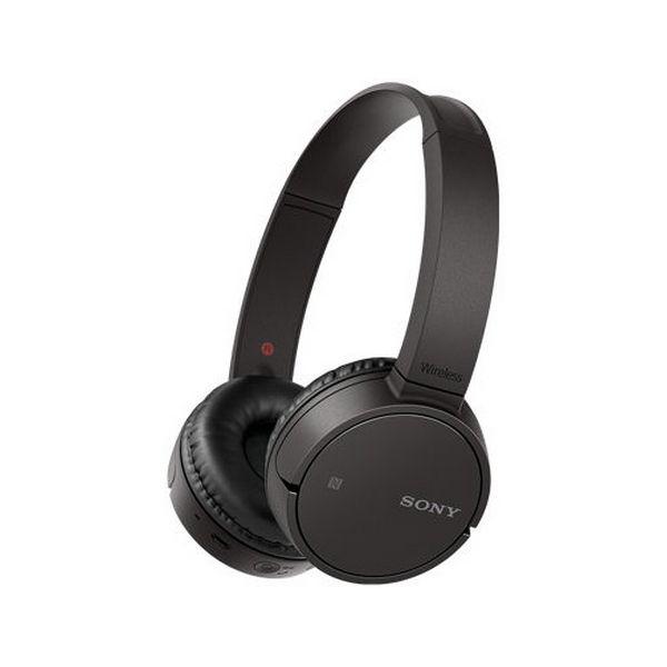 Auricolari Bluetooth Sony WHCH500B NFC Nero