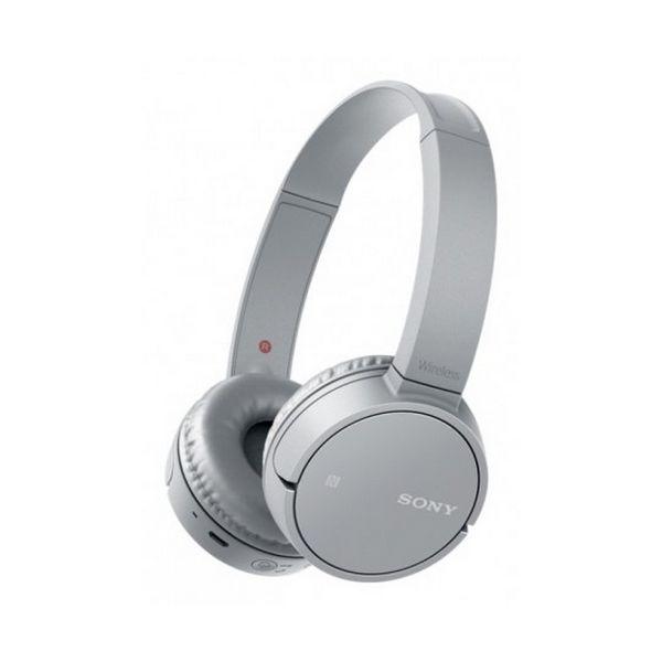 Auricolari Bluetooth Sony WHCH500H NFC Grigio