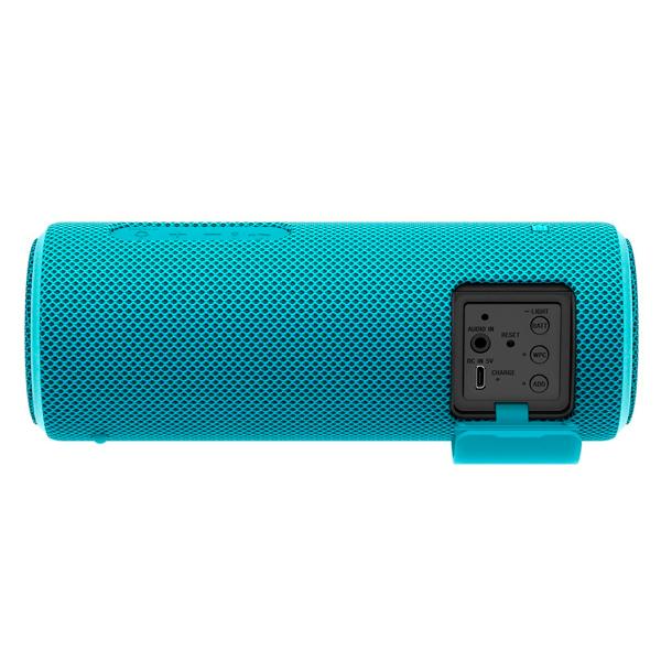 Altoparlante Bluetooth Sony SRSXB21L.CE7 NFC Azzurro
