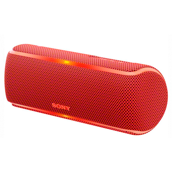 Altoparlante Bluetooth Sony SRSXB21R.CE7 NFC Rosso