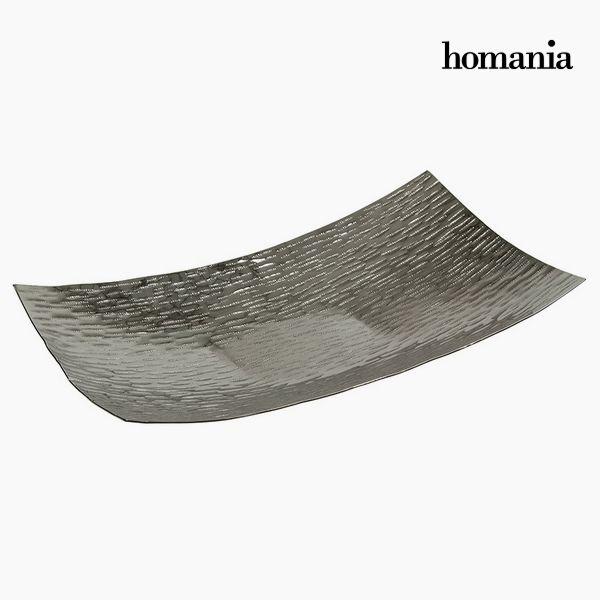 Centro de Mesa Plateado - Colección Autumn by Homania