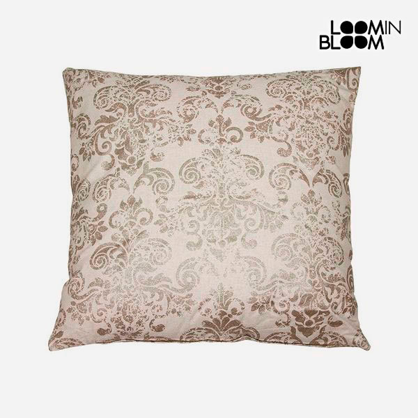 Cuscino Beige (60 x 60 cm) - Cities Collezione by Loom In Bloom