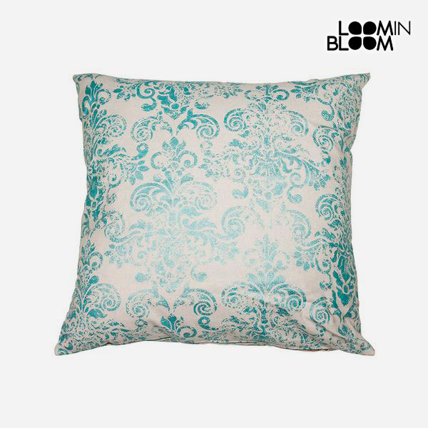 Cuscino Verde (60 x 60 cm) - Cities Collezione by Loom In Bloom
