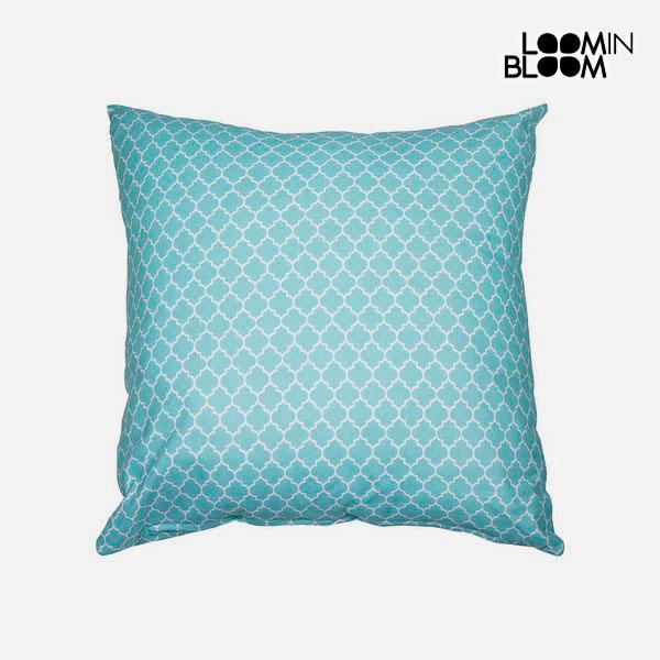 Cuscino Azzurro (60 x 60 cm) - Sweet Dreams Collezione by Loom In Bloom